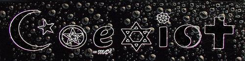 Diverse Religions Coexist