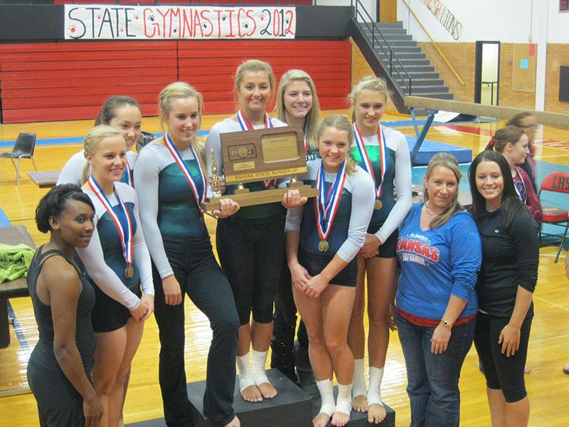 Gymnastic Program Overcomes All Difficulties