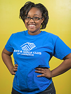 Senior named Boys & Girls Club of Lawrence Youth of the Year