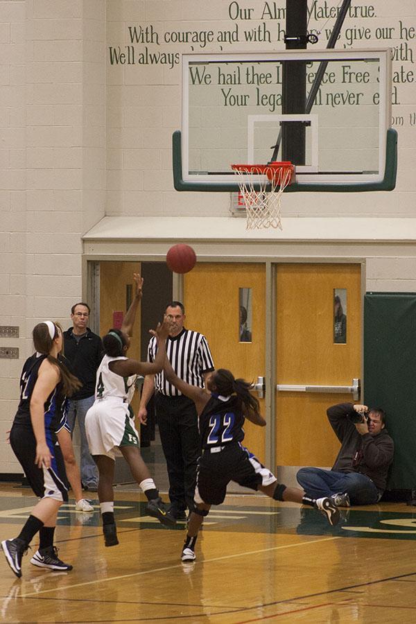 Free State Girls Varsity Basketball 2013