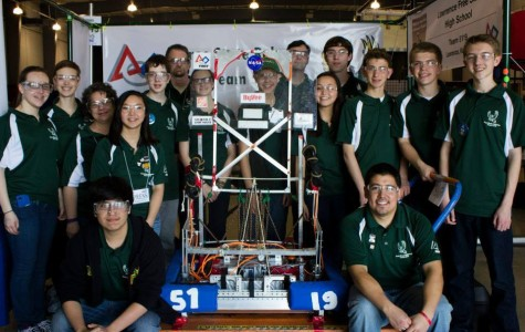 Robotics Club finds success in first year of operation