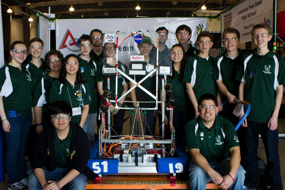 Robotics+Club+finds+success+in+first+year+of+operation