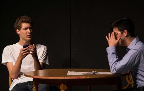 Black Box Theater Festival directors scrutinize scripts