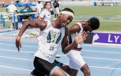 Track athletes compete at AAU Junior Olympic Games