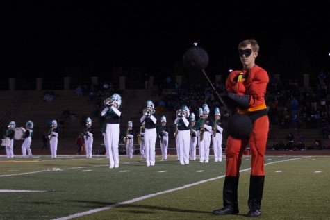 FSHS Marching Band Performs New Show