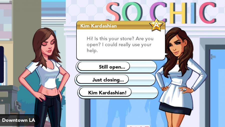 How Kim Kardashian: Hollywood ruined my life