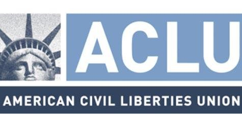 The American Civil Liberties Union's logo.