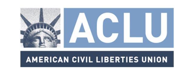 The American Civil Liberties Unions logo.