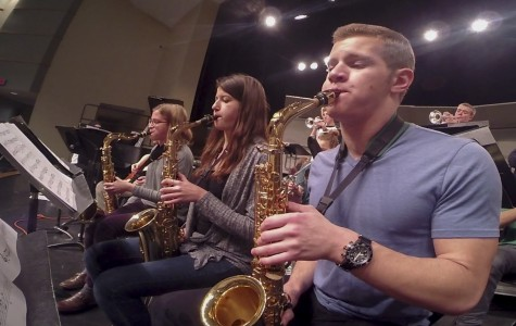 New director brings passion to jazz band