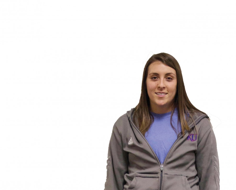 Ashley Frankian works as a paraprofessional and is also the schools athletic trainer.