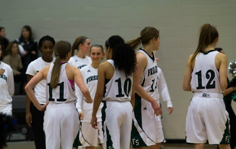 Team chemistry drives girls basketball team's success