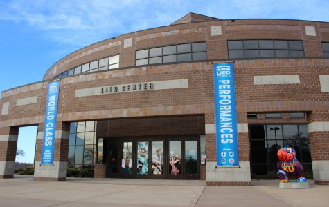 The Lied Center is often used by middle and high school students to showcase their talents. With the help of Anthea Scouffas, Director of Education and Engagement, The Lied Center is able to once again host events that young adults enjoy.