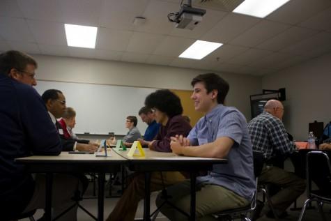 Male students, community leaders partner in pilot program