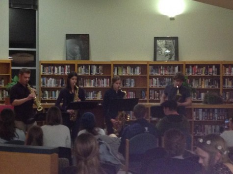 Free State Student Council hosts first Coffee House Jams