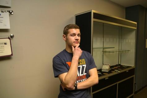 Senior AJ Zarnowiec