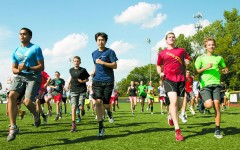 Free State cross country team boasts largest numbers in Free State's history