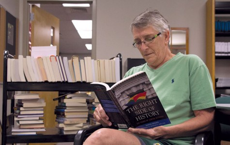 P.E. teacher advocates for new LGBT+ library section