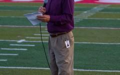 Superintendent Rick Doll announces his retirement