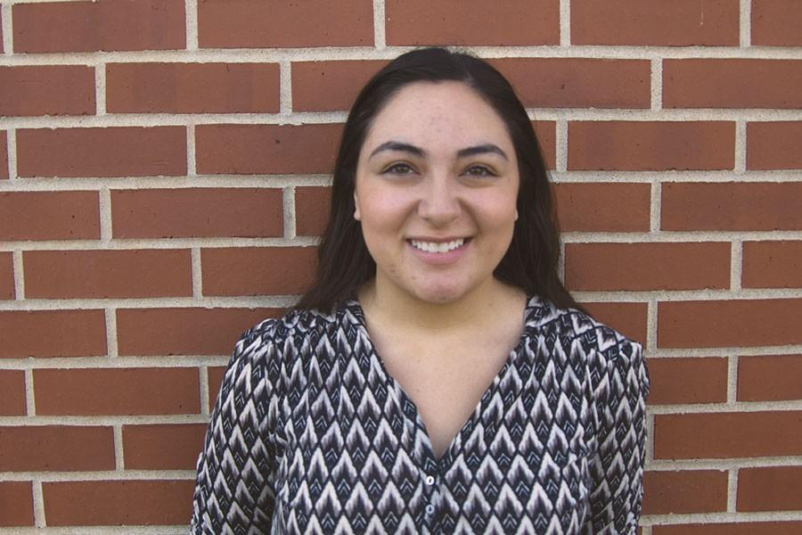 Hala Hamid is a reporter and copy editor for The Free Press and has been on staff for three years. While she was born in the U.S., her parents immigrated from Iraq 24 years ago.