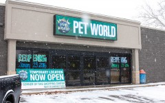 Pet World rallies after devastating fire