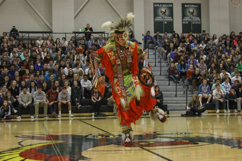 Students share their cultures at annual Diversity Assembly