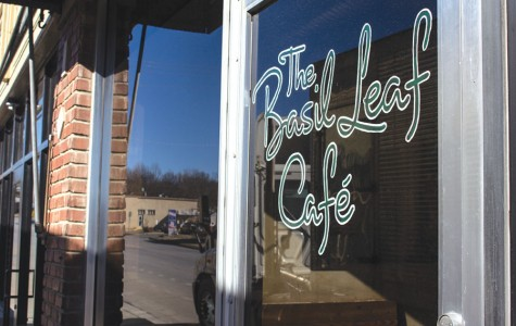 Editor reviews Basil Leaf Cafe