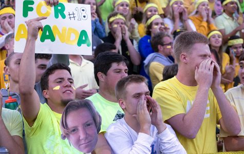 High schools unite to support Kapfers
