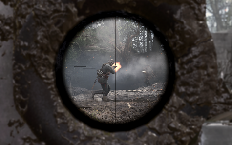 "Every soldier class has their specific role in ""Battlefield 1"". Scouts provide support from a distance using high-powered scopes."