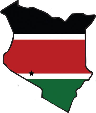 The colors of the Kenyan flag, adopted in 1963, represent blood, natural wealth and peace. With a population of around 3 million, the capital Nairobi has dense urban areas as well as a large game reserve that protects endangered animals such as black rhinos.