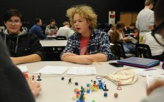 Dungeons and Dragons Club provides creative escape