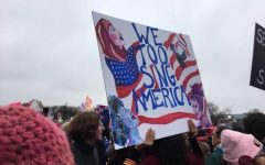 Women's March encourages political activism in community, nation