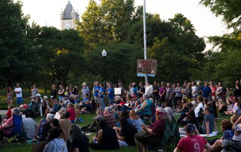Alumni attend Charlottesville vigil, show solidarity