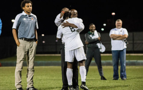 Photo Gallery: Varsity Soccer Senior Night