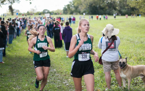 Cross Country rocks Rim Rock