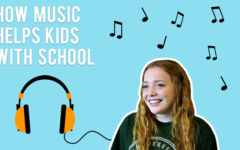 How Music Helps Kids with School
