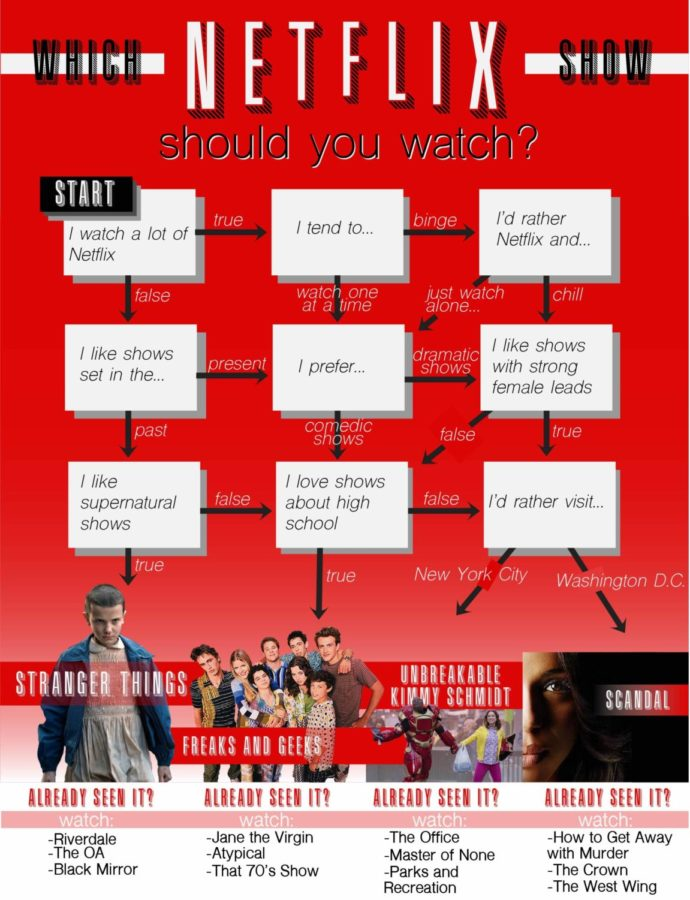 Which Netflix Show Should You Watch?