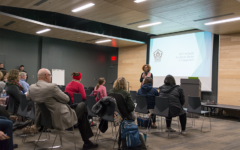 District hosts second Community Conversation, administrators absent
