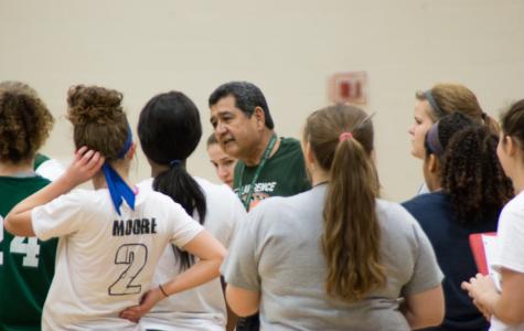 Girls varsity basketball prepares for season with one senior