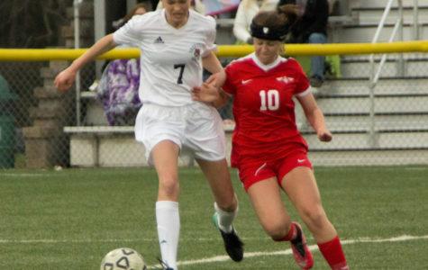 Game of the Week: Girls varsity soccer wins season opener 4-2