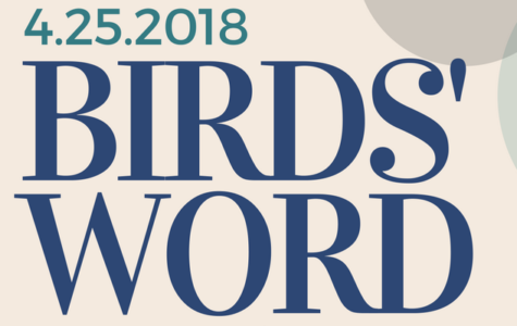 Birds' Word, April 25