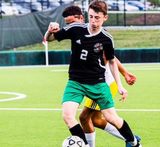 Game of the Week: Boys Soccer falls to Olathe South 3-2