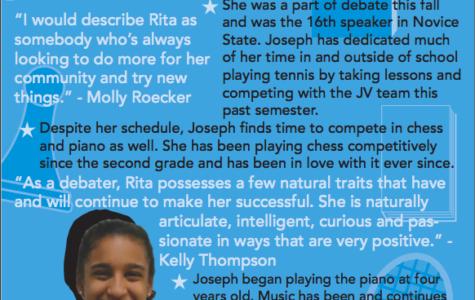 Student Spotlight: Rita Joseph