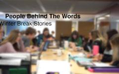 Staff Winter Break Stories