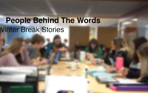 Staff Winter Break Stories