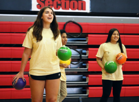 Photo Gallery: FS vs. LHS Dodgeball Tournament