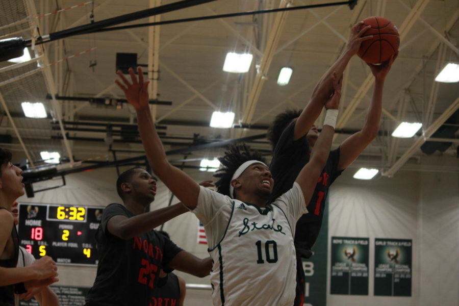 Photo Gallery: Boys Basketball FS vs. Olathe