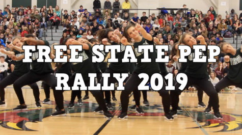 Basketball Pep Rally