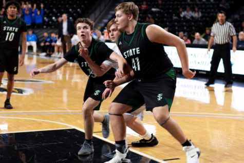 Firebirds suffer season-ending loss in State basketball tournament