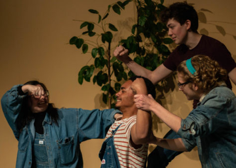 Photo Gallery: Improv Night at the Black Box Theatre