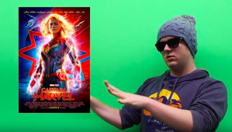 Dylan Reviews: Captain Marvel